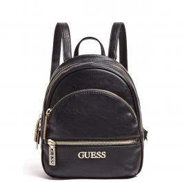 Guess Mini Zaino Manhattan Small Black - 1