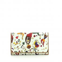 Wallet Magic Circus-BIANCO-UN