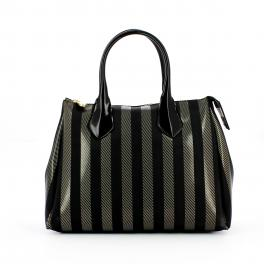 Gum Gianni Chiarini Borsa a mano Fourty Large Stripes - 1