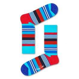 HAPP Calzini Multi Stripe Sock - 1