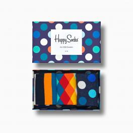 Happy Socks Mix Gift Box 3-Pack - 1