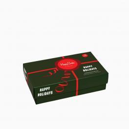 Happy Socks Holiday Socks Gift Box 3-Pack - 1