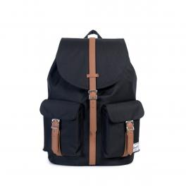 Herschel Supply Zaino Dawson 13.0 Black Tan - 1