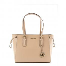 Michael Kors Borsa tote Voyager Medium in pelle - 1