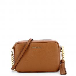 Michael Kors Tracolla Ginny Medium in pelle - 1