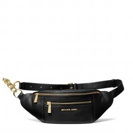 Michael Kors Marsupio Mott Medium in pelle martellata - 1