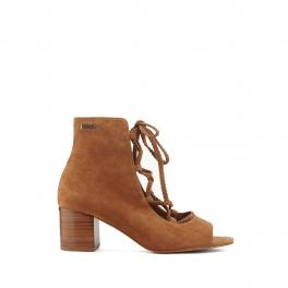 Liu Jo Stivaletto Open Toe in Suede Thelma - 1
