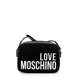 Love Moschino Borsa a tracolla in canvas - 1