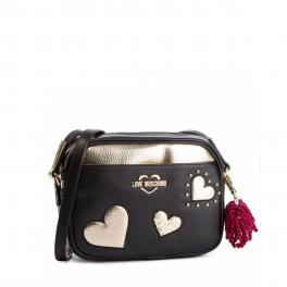 Love Moschino Crossbody Bag Hearts - 1