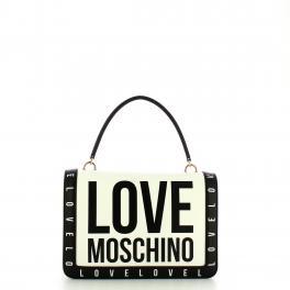 Love Moschino Borsa a mano logata Bianco - 1
