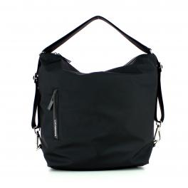 Slide Hunter Shoulderbag-BLACK-UN
