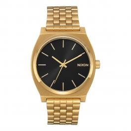 NIXO Orologio Time Teller 37 mm All Gold and Black Sunray - 1