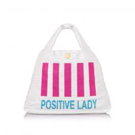 Le Pandorine Shiny Bag Positive Lady - 1
