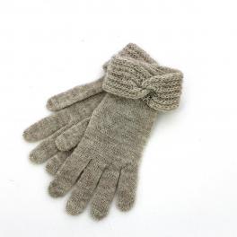 Gloves Mohair blend
