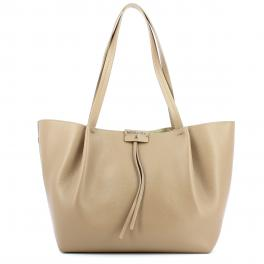 Patrizia Pepe Shopper in genuine leather Large - 1