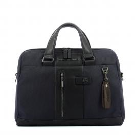 Computer briefcase Brief Connequ 14.0-BLU-UN