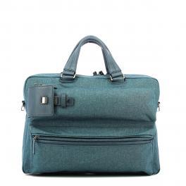 Portfolio computer briefcase Yukon 15.0-BLU-UN