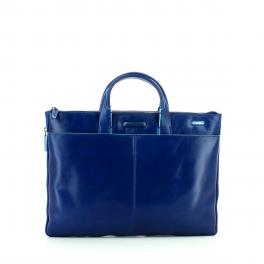 Briefcase Blue Square-BL3-UN