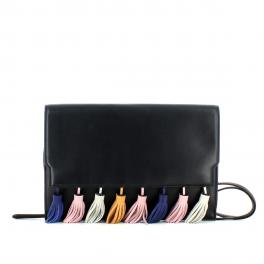 Sofia Clutch-BLACK-UN