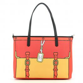 Shopper Grafic-RED-UN