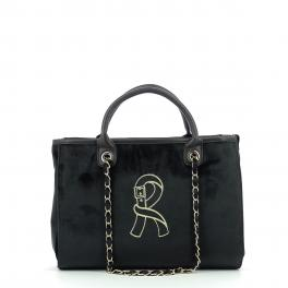 Shopper M Viola-BLACK-UN