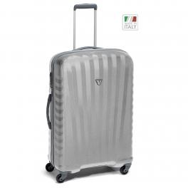 Trolley Medium Uno Zip 70/24-GRIGIO/SILVER-UN