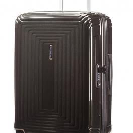 Cabin case Neopulse Spinner-MET.BLACK-UN