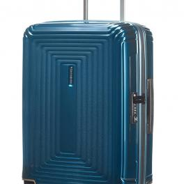 Cabin case Neopulse Spinner-MET.BLUE-UN