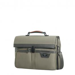 Laptop Briefcase 15.6 Zenith-TAUPE-UN