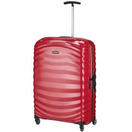 Large Trolley 75/28 Lite-Shock Spinner-CHILI/RED-UN