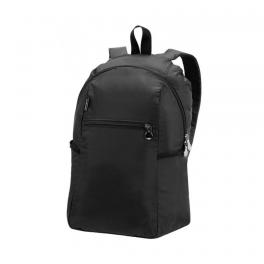 Backpack Foldable-BLACK-UN