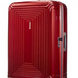 Medium Case 75/28 Neopulse Spinner-MET.RED-UN