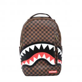 Sprayground Zaino Shark in Paris Limited Edition - 1
