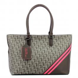 Shopping Bag Vaniglia Large-TAUPE-UN