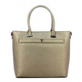 Shopping Bag Paprica-BRONZE-UN