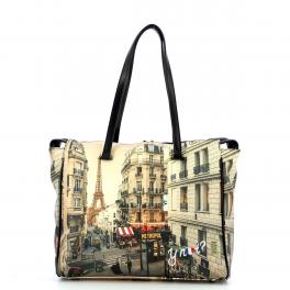 Y Not Shopping Bag Boheme - 1