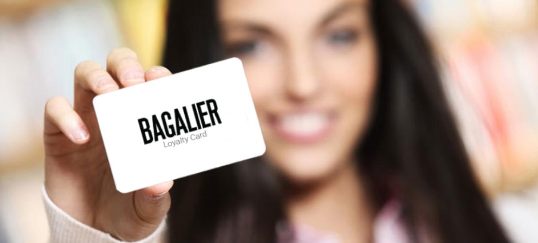 Bagalier Fidelity Card